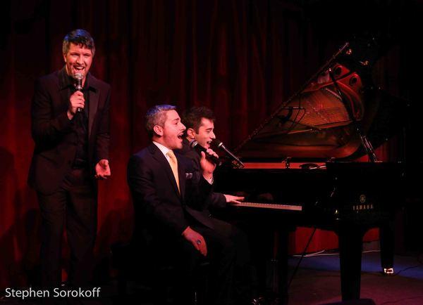 Photo Coverage: Piano Men Presented at Birdland