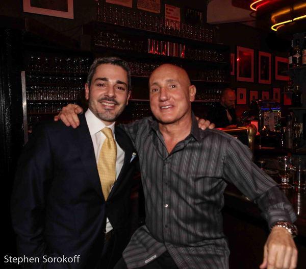Eric Yves Garcia & Gianni Valenti