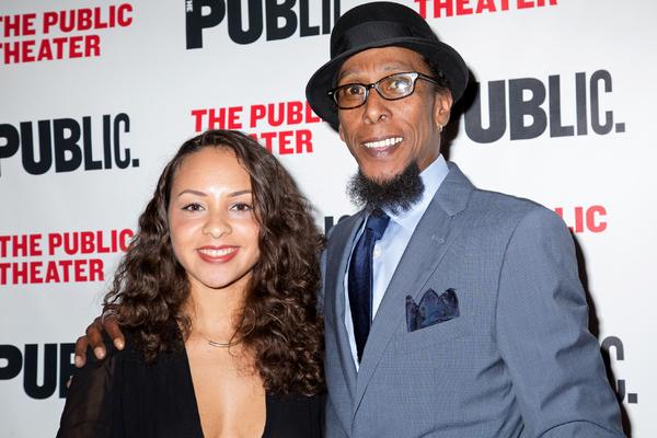 Jasmine Cephas Jones, Ron Cephas Jones Photo