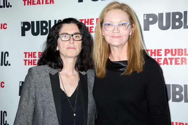 Tina Landau, Joan Allen Photo