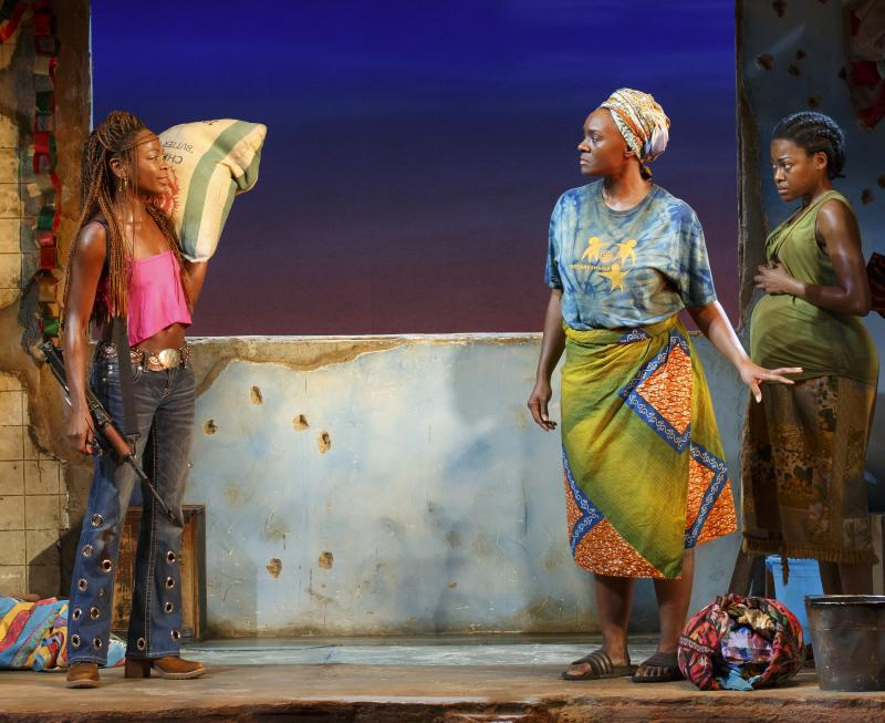 BWW Interview: A Women's History Month Special with ECLIPSED Director Liesl Tommy