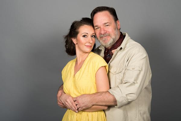 Marissa Ryder and John Carroll Photo