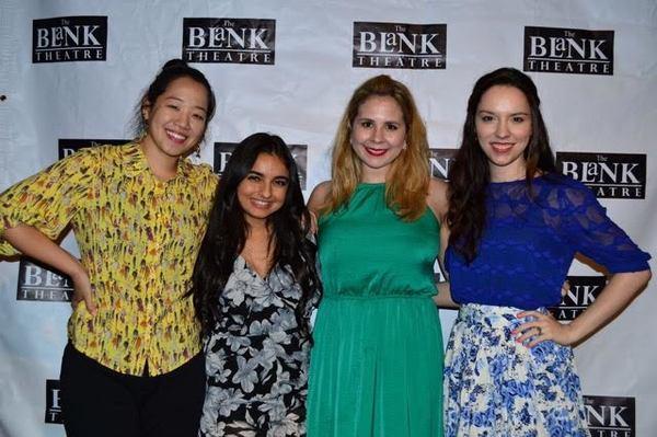 Jennifer Kim & Victoria Esquer; Katie Woerner, Sarah Jo Provost
