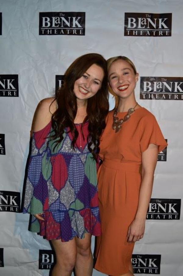 Hannah Prichard and Lily Nicksay Photo