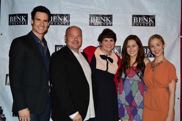 Nick Ballard, Christopher J. Raymond, Aliza Goldstein, Hannah Prichard, Lily Nicksay Photo