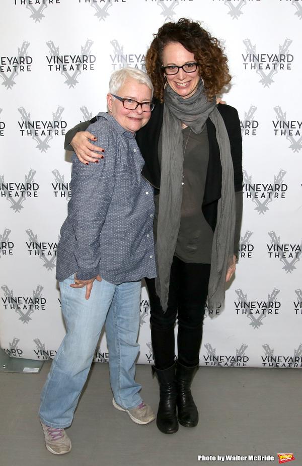 Paula Vogel and Rebecca Taichman