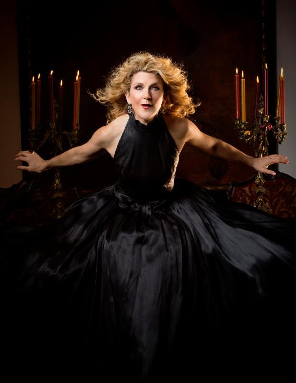 Photo Flash: Kelli O'Hara & Victoria Clark in a Stunning First Look at MasterVoices' DIDO AND AENEAS