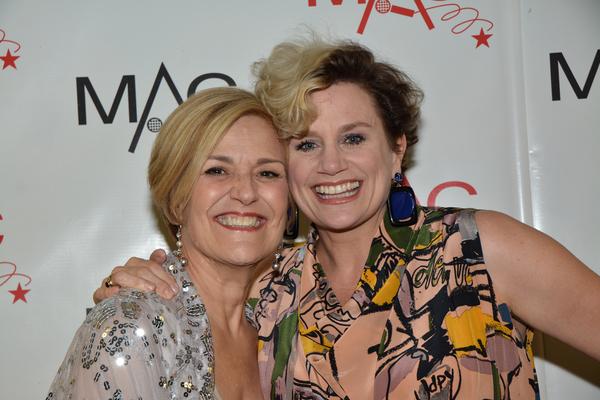 Karen Mason and Cady Huffman