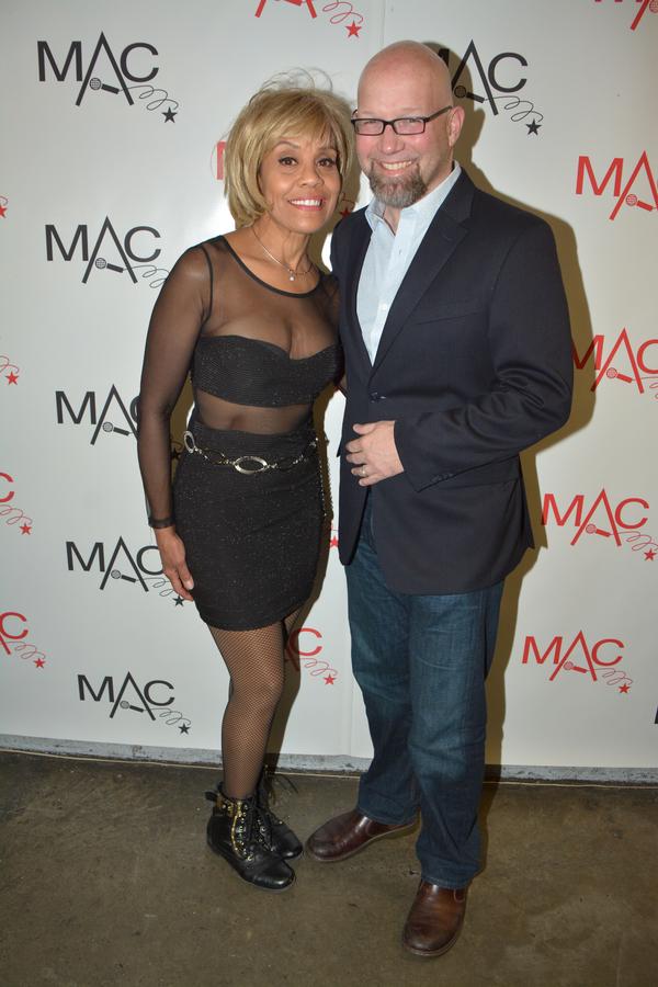 Cheryl Freeman and Scott Coulter