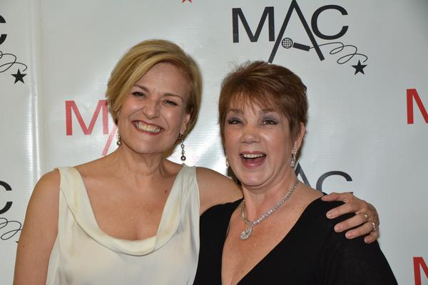 Karen Mason and Sue Matsuki