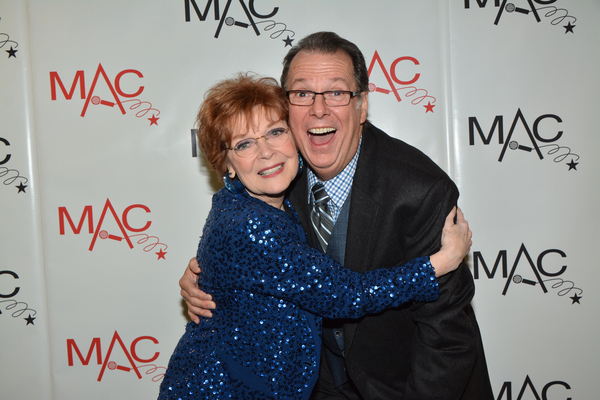 Anita Gillette and Eric Michael Gillett