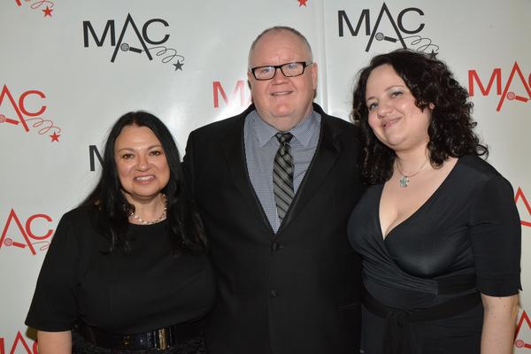 Julie Miller, Lennie Watts and Amy Wolk