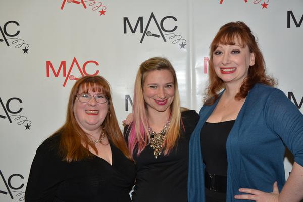 Karen Mack, Natalie Arneson and Lorinda Lisitza