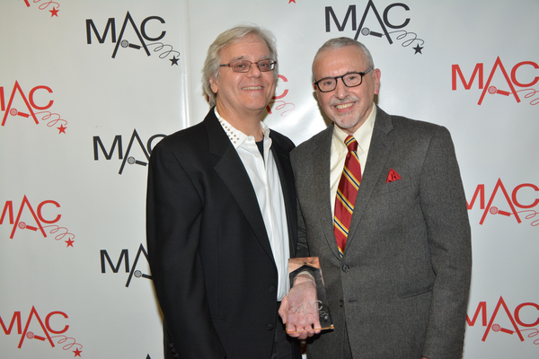 Paul Rolnick and Jim Speake