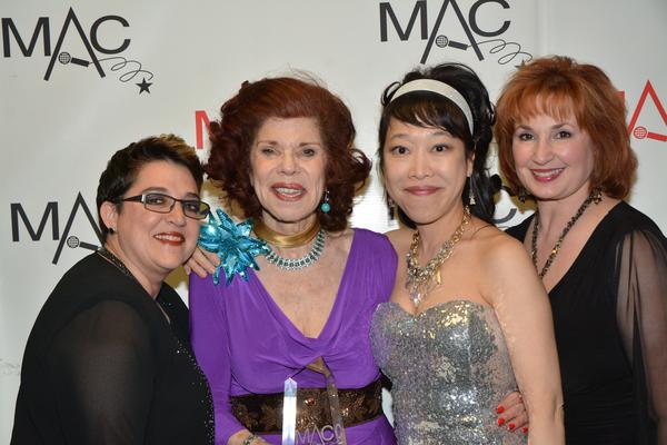 Terese Genecco, Bobbie Horowitz, Natasha Castillo and Raissa Katona Bennett