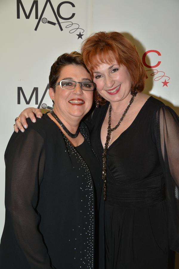 Terese Genecco and Raissa Katona Bennett