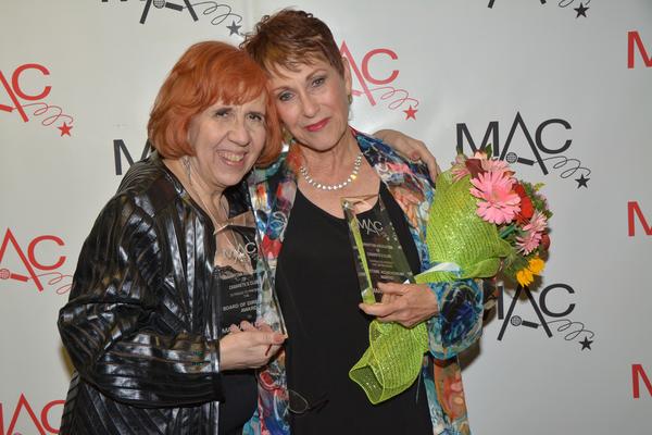 Maryann Lopinto and Amanda McBroom