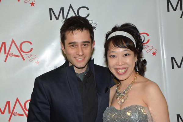 Matt Baker and Natasha Castillo Photo