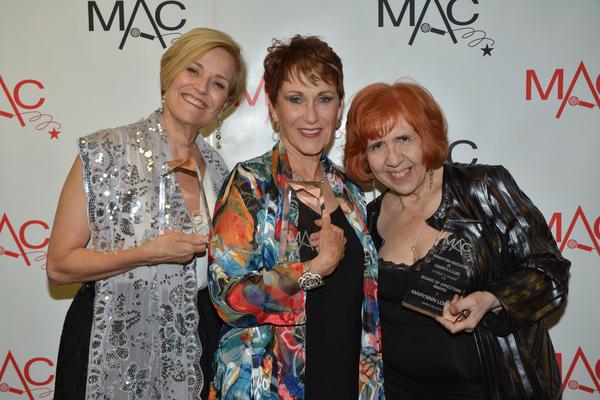 Karen Mason, Amanda McBroom and Maryann Lopinto Photo