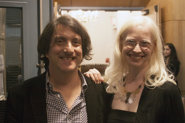 Hal Brooks (Artistic ), Kate Farrington (Associate Artistic ) Photo