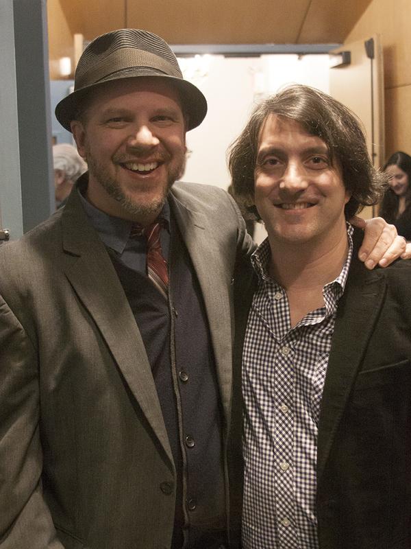 Aaron Posner (Playwright), Hal Brooks (Artistic )