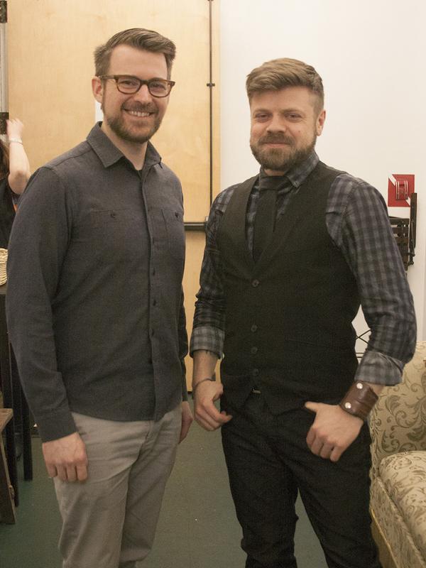 Mike Inwood (Lighting Designer), Mikhail Fiskel (Sound Designer)
