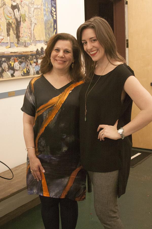 Stephanie Klapper, Jessi Blue Gormezano (Casting )