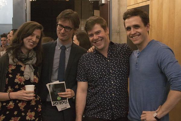 Katie Fanning, Tim Dowd (Understudy), Whit Leyenberger (Understudy), John Hardin