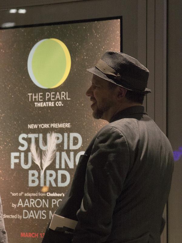 Photo Flash: Inside Opening Night of Pearl Theatre Company's STUPID FU**ING BIRD