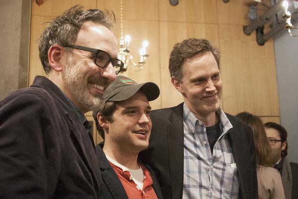 Erik Lochtefeld (Actor), Joe Paulik (Actor),  Davis McCallum ()