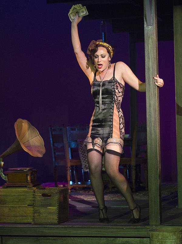 Eden Espinosa as Sadie Thompson