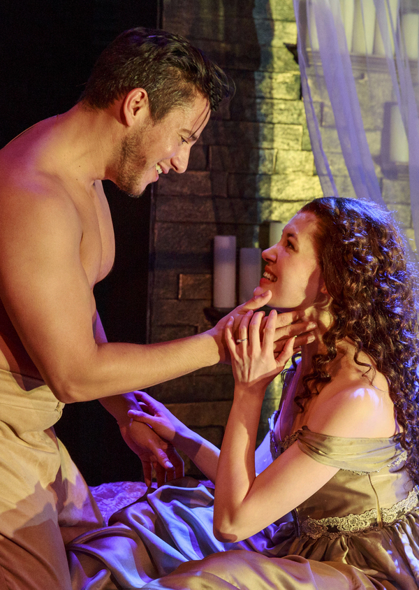 Nicholas Rodriguez and Manna Nichols