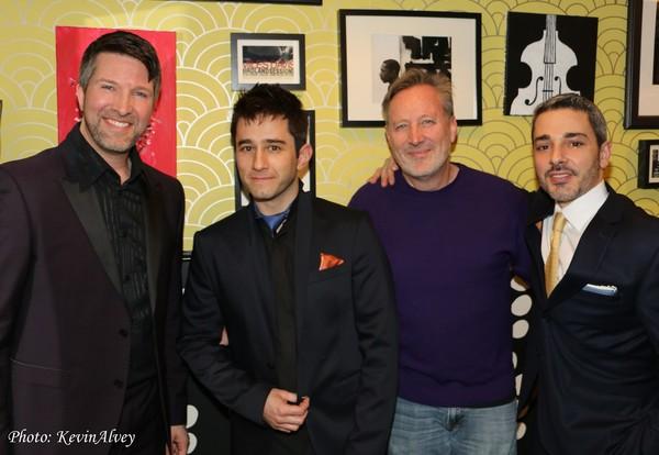 Brad Simmons, Matt Baker, John McDaniel and Eric Yves Garcia