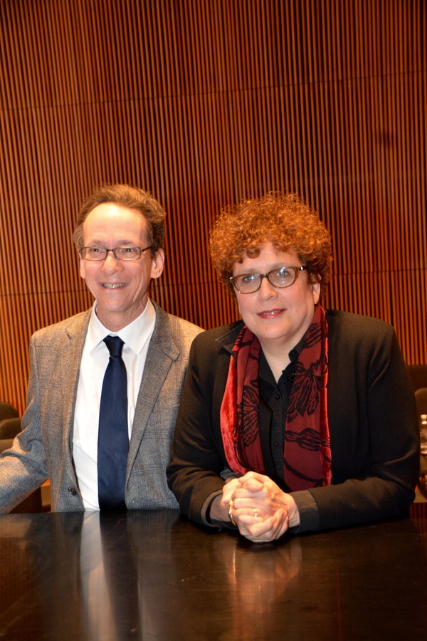 Larry Hochman and Judith Clurman