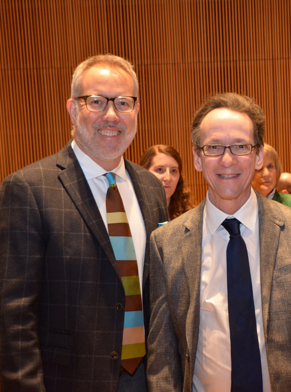 David Chase and Larry Hochman