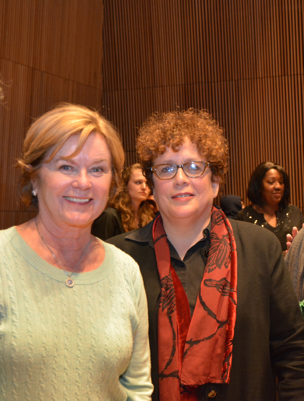 Heather Menzies and Judith Clurman