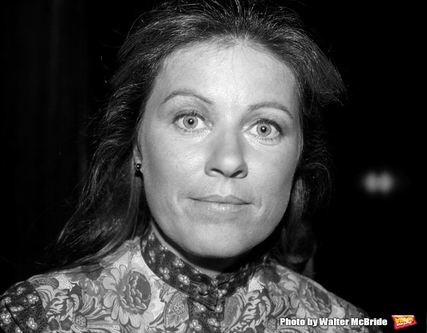 Patty Duke attending a party at the NBC Building in New York City onSeptember 12, 1982