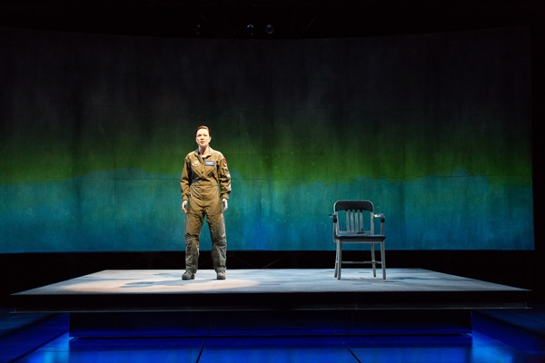 Photo Flash: First Look at George Brant's GROUNDED at Alley Theatre