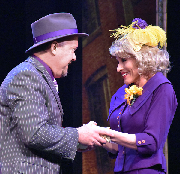 Photo Flash: First Look At GUYS AND DOLLS, Opening Tonight