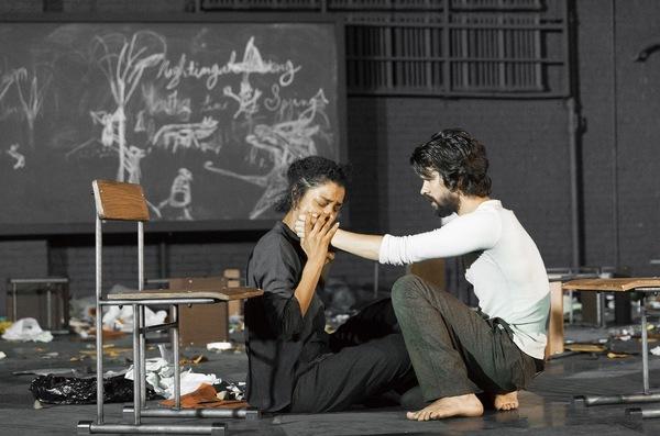 Sophie Okonedo and Ben Whishaw