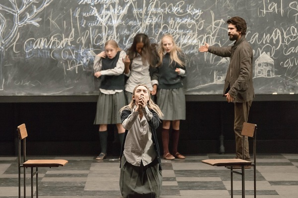 The Crucible Production Photo - Saoirse Ronan and company