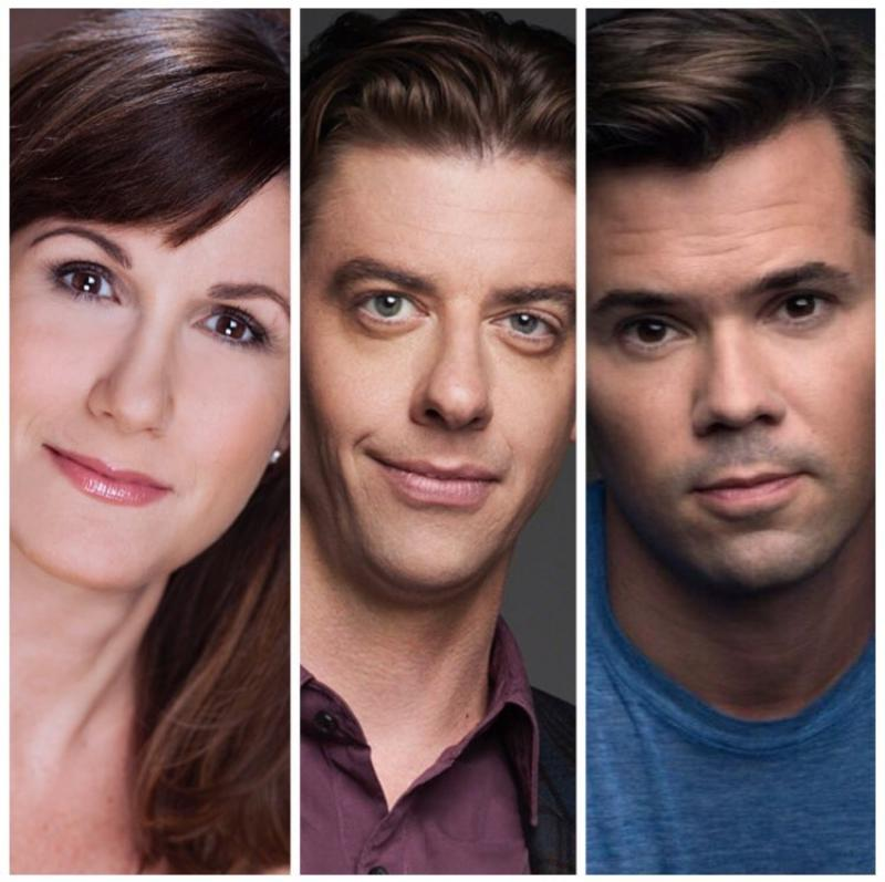 Breaking News: Stephanie J. Block, Christian Borle, and Andrew Rannells to Lead FALSETTOS Broadway Revival!
