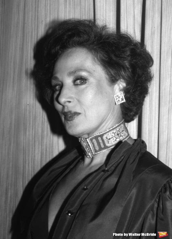 Photo Flash: Remembering Rita Gam