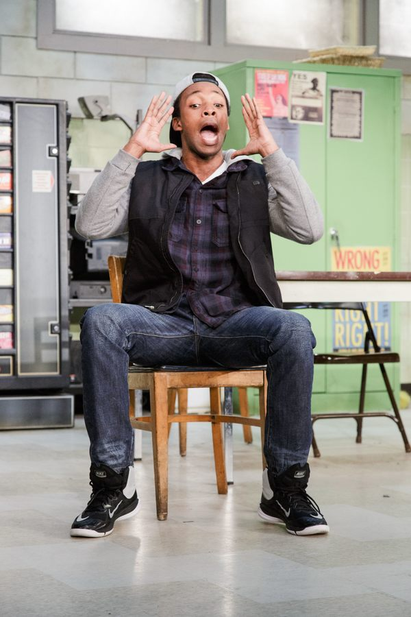 Photo Flash: First Look at EXIT STRATEGY at Primary Stages