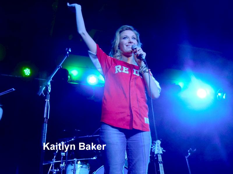 Kaitlyn Baker to Appear in Cincinnati's Opening Day Parade