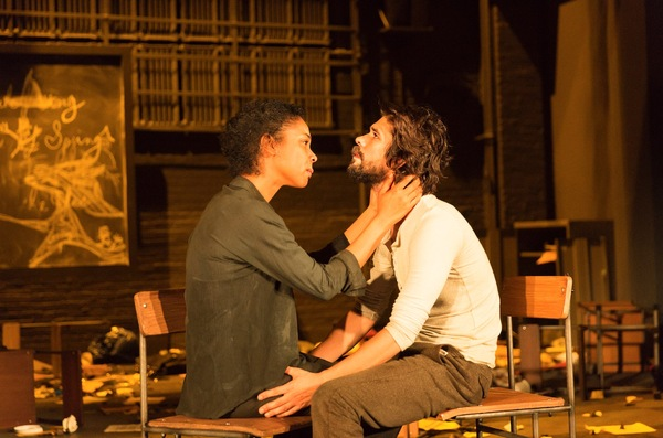 BWW Review: Ivo van Hove Takes Possession of Arthur Miller's THE CRUCIBLE