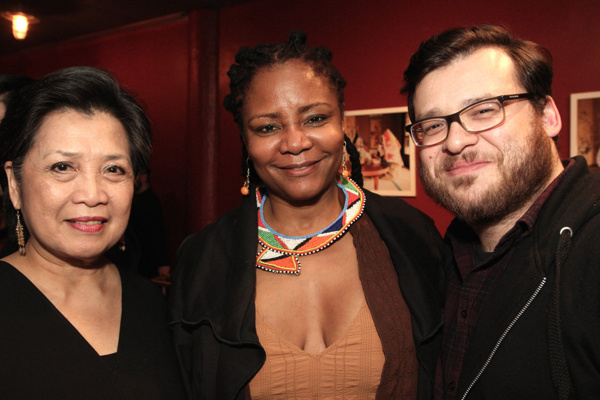 Photo Flash: Tonya Pinkins, Cory Michael Smith & More Celebrate Opening Night of Ma-Yi Theater's HOUSE RULES
