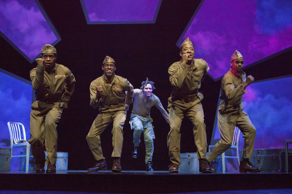 Photos: First Look at FLY at Crossroads Theatre Co.