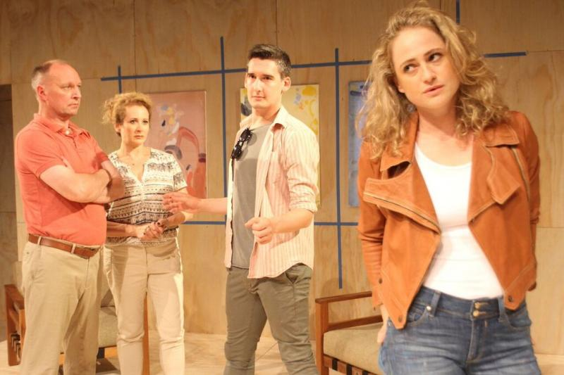 BWW Review: UNFINISHED WORKS Challenges The Idea That Names Mean More Than The Underlying Substance In Art And In Life