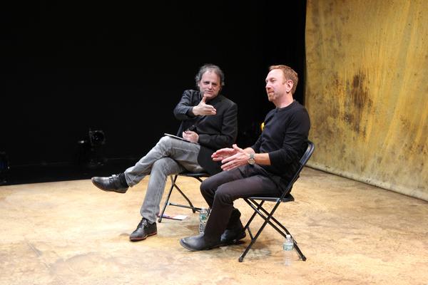 Ari Roth and Aaron Davidman